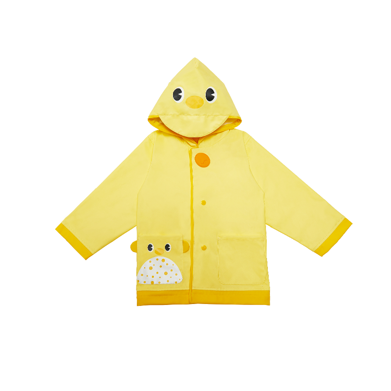儿童卡通雨衣