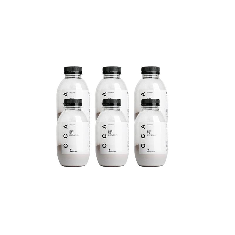 送现立减 韩国制造 乳清蛋白代餐粉(可可味)60克 低卡持久饱腹 便携冷水即冲