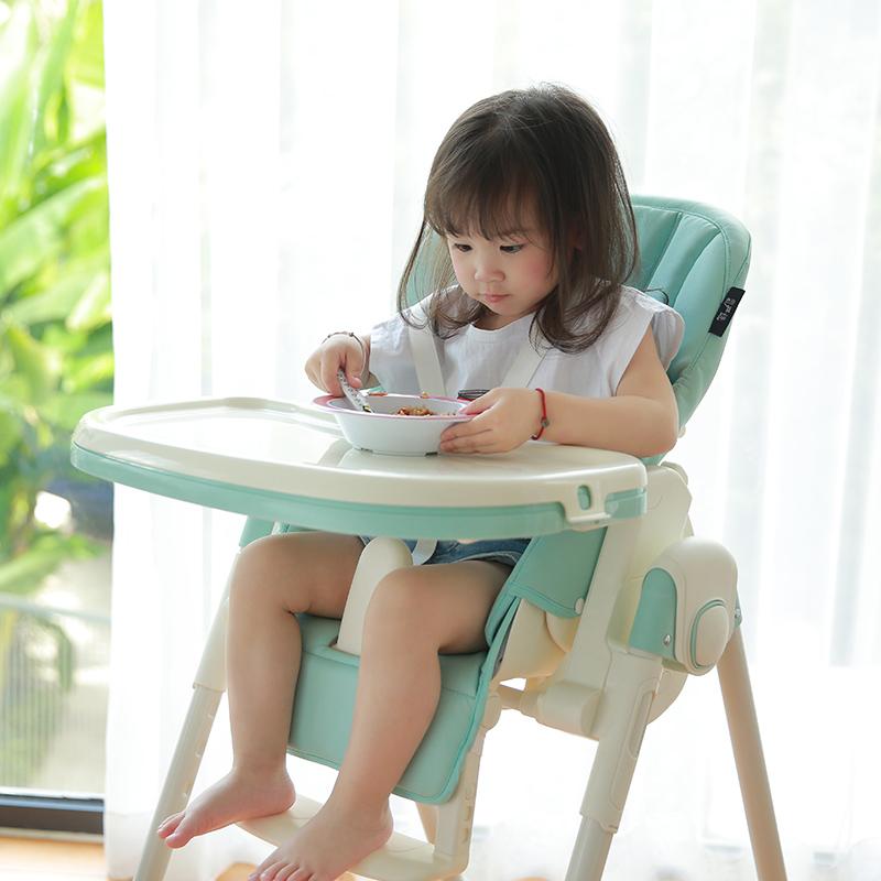 网易严选 宝宝餐椅 儿童多功能便携可折叠椅子