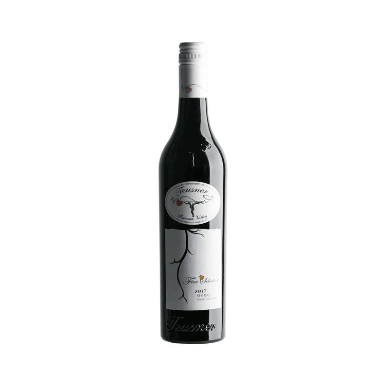 送现立减 巴罗萨谷精选单一园干红葡萄酒 750毫升 酒体饱满 口感平衡