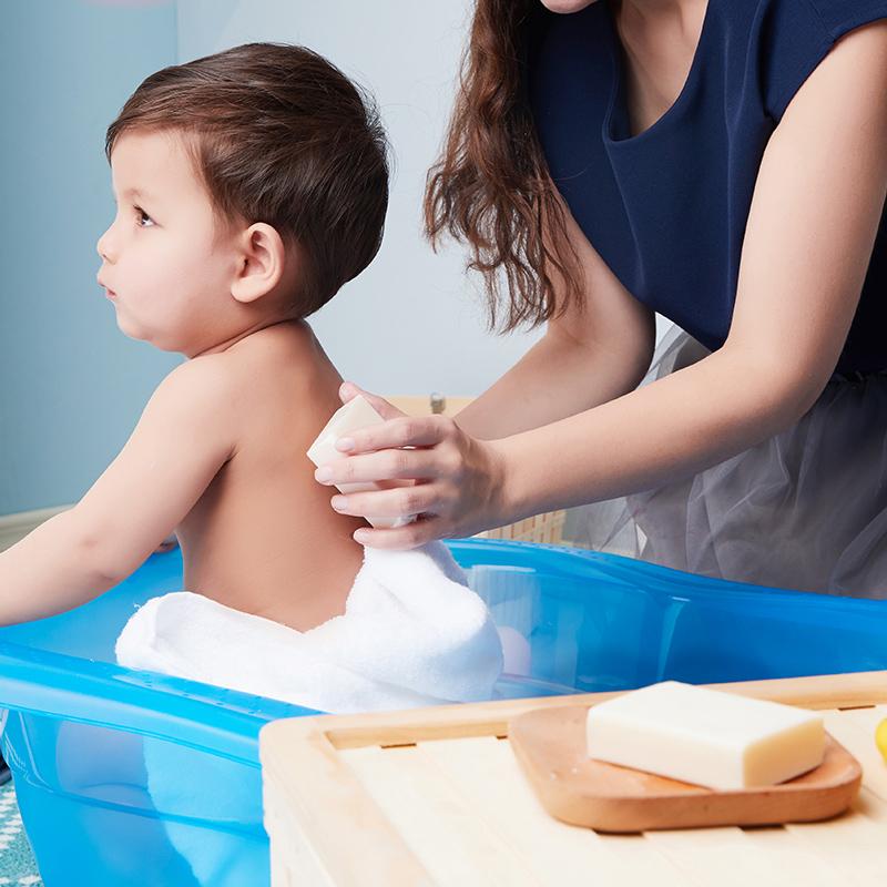 新西兰制造 婴童山羊奶皂