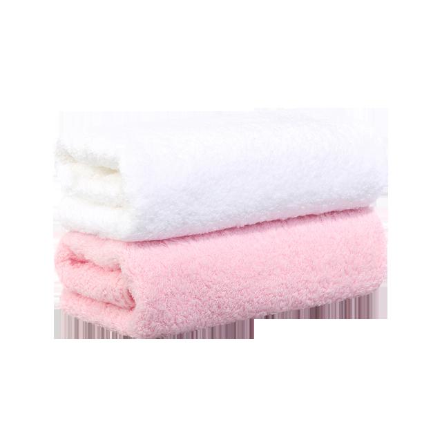 白色+粉色