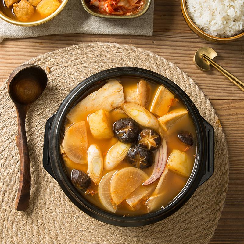 网易严选 韩式大酱汤 450g