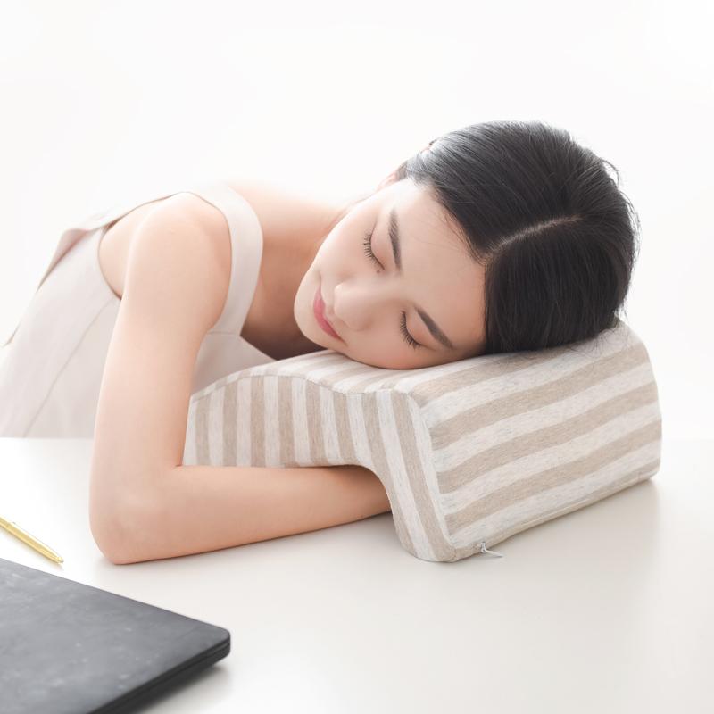 网易严选 日式多功能午睡枕