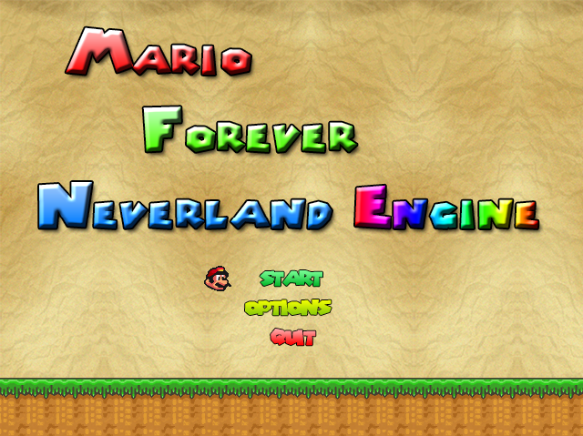 【资源】Mario Forever Neverland Engine