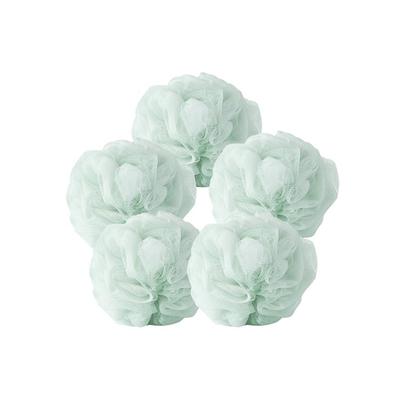 绿白x5个