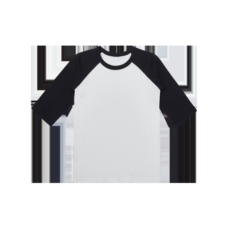七分插肩袖T恤(儿童)