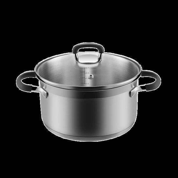 送现立减 不锈钢防烫汤锅 食之本味 品质之选