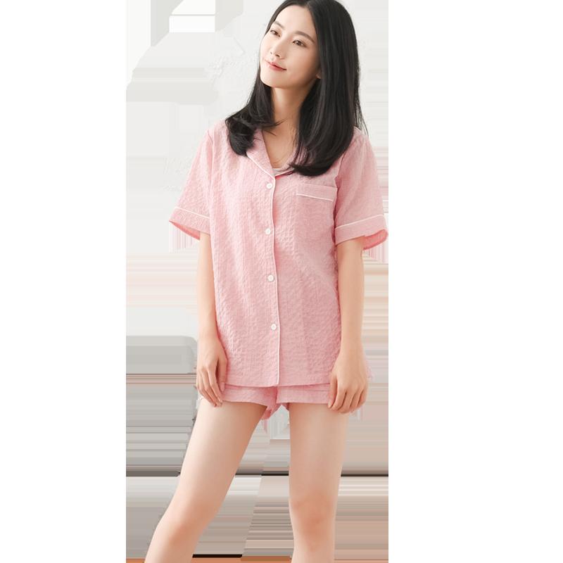 【网易严选】女式泡泡纱空气睡衣