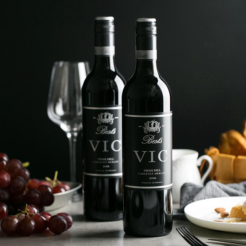 澳洲直采 混酿干红葡萄酒 750毫升