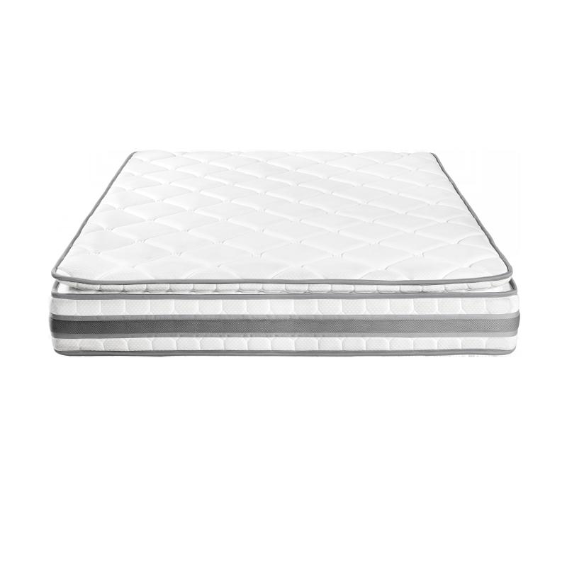 AB面独立弹簧床垫 进口乳胶
