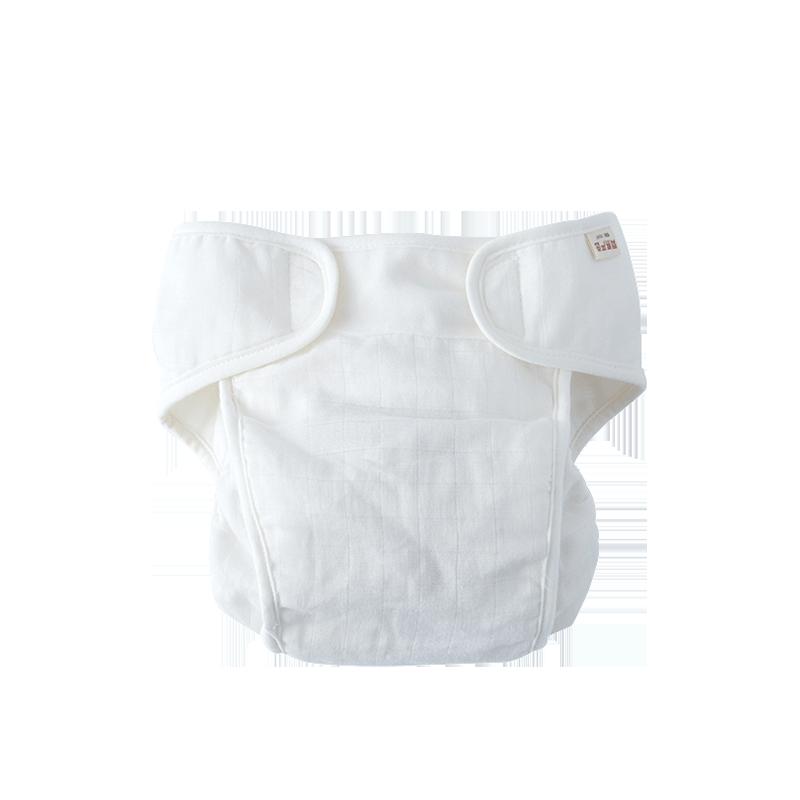 新生儿?#19978;?00%棉 纱布尿布裤(婴童)