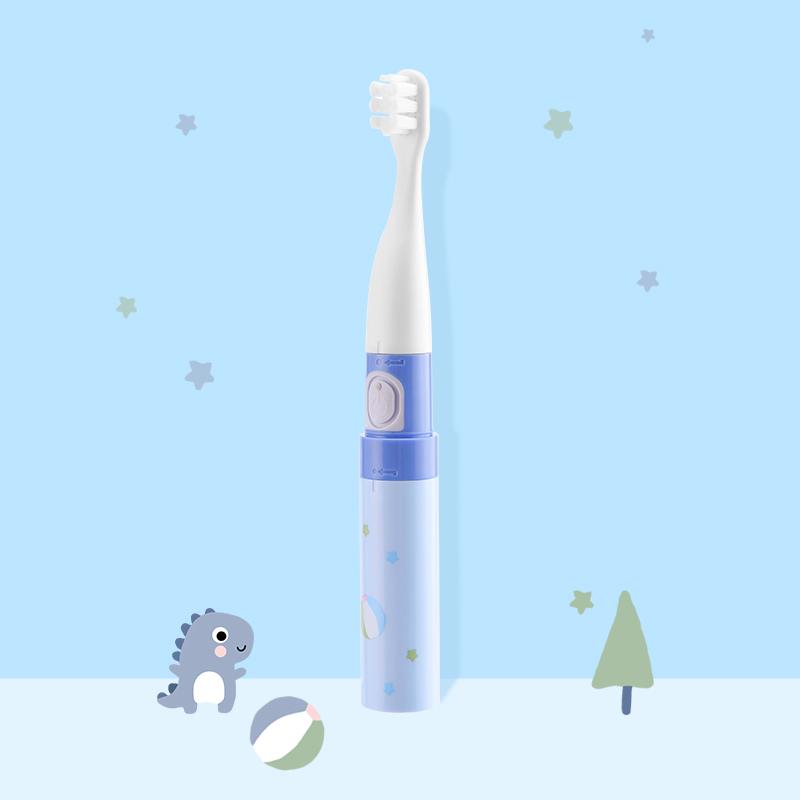 网易严选 儿童便携式卡通电动牙刷