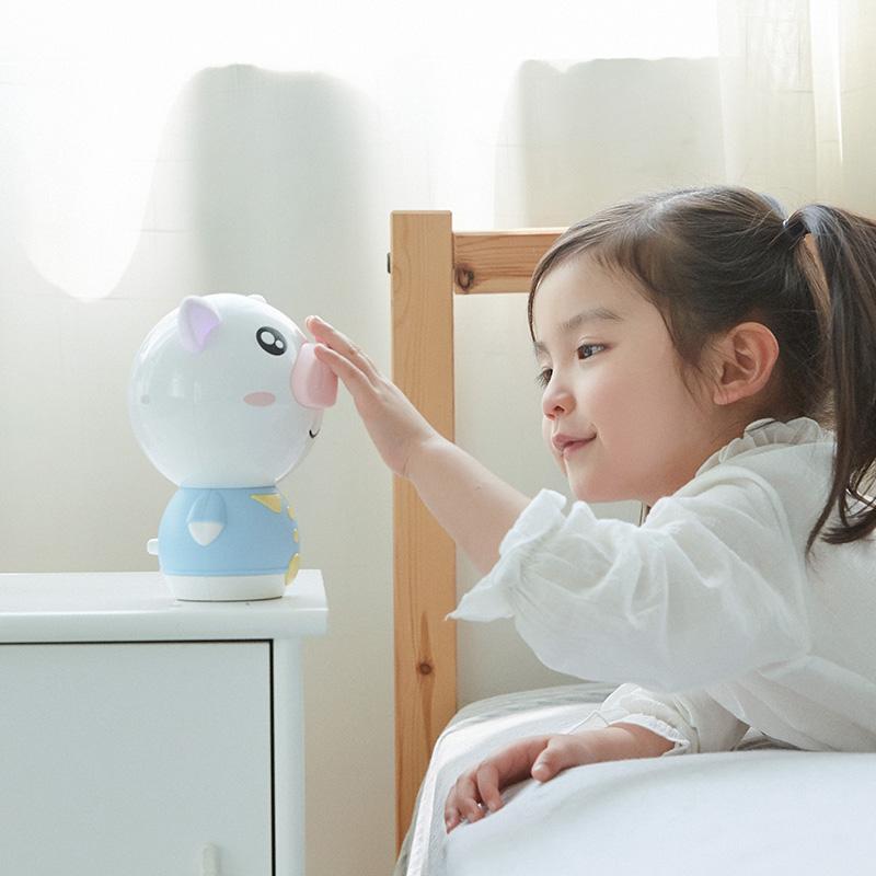 网易智造智能陪伴机器猪故事机,送孩子成长礼物