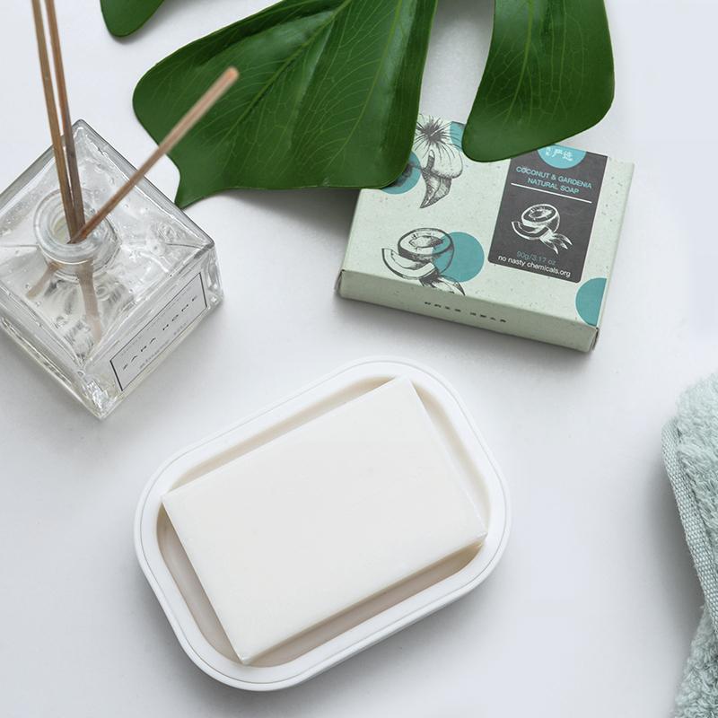 新西兰制造 栀子花椰油香皂