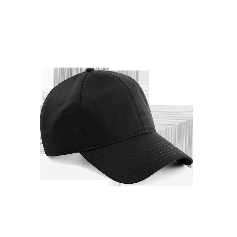 男/女潮流缎面棒球帽
