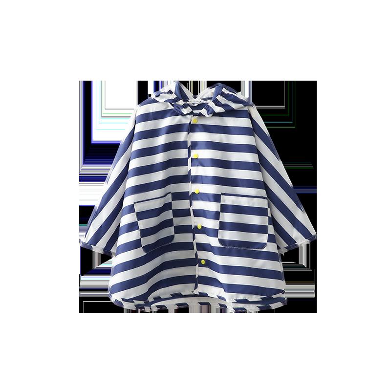 海军小斗篷雨衣