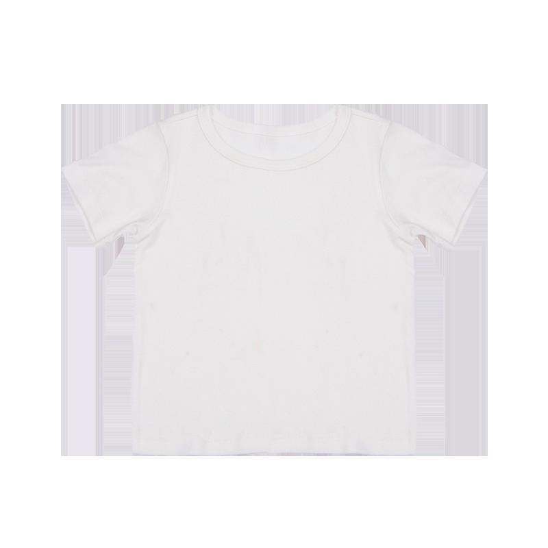 儿童纯棉T恤衫 2-16岁