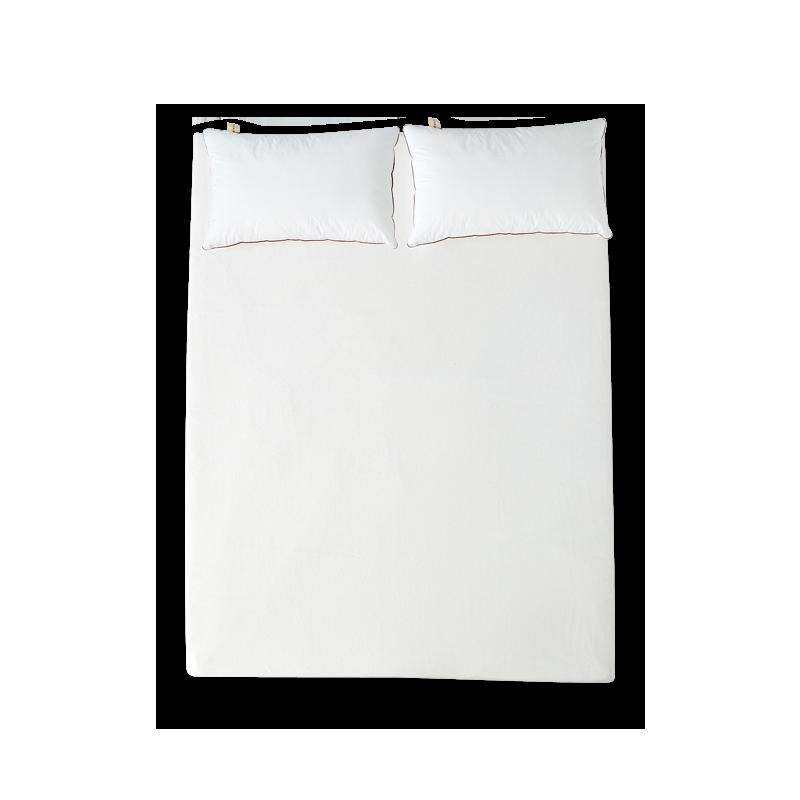 安睡慢回弹记忆绵床垫
