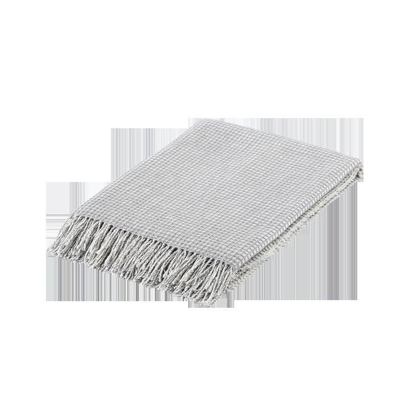 澳洲羊羔毛华夫格盖毯 150*200cm