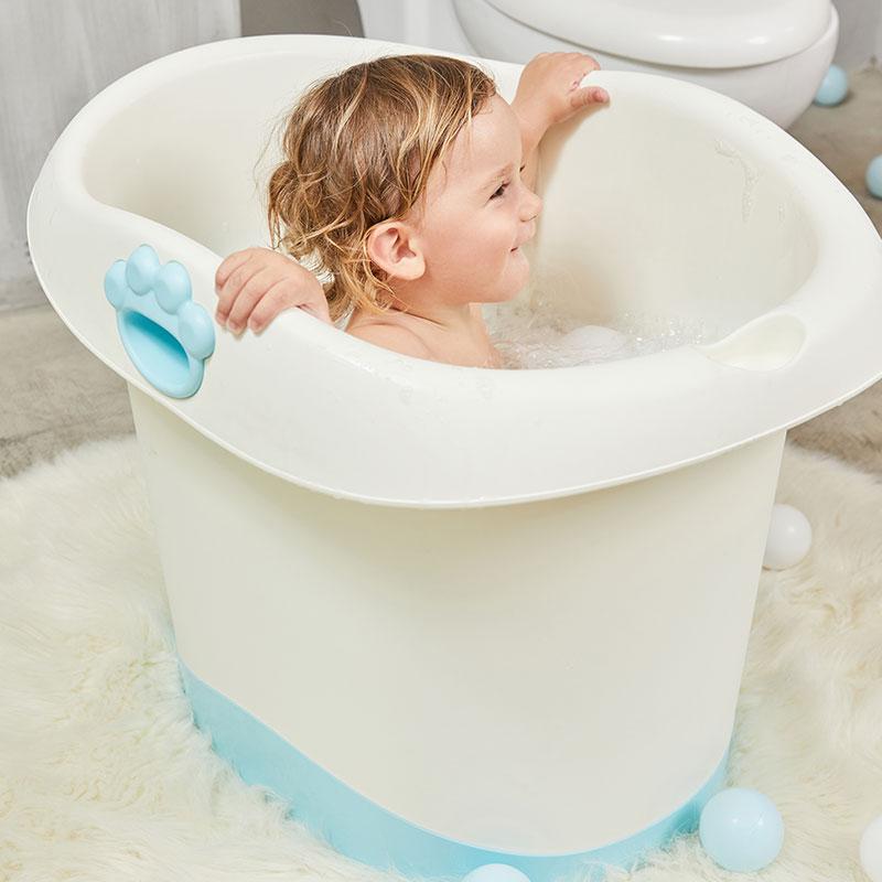 网易严选 婴幼儿洗澡浴桶