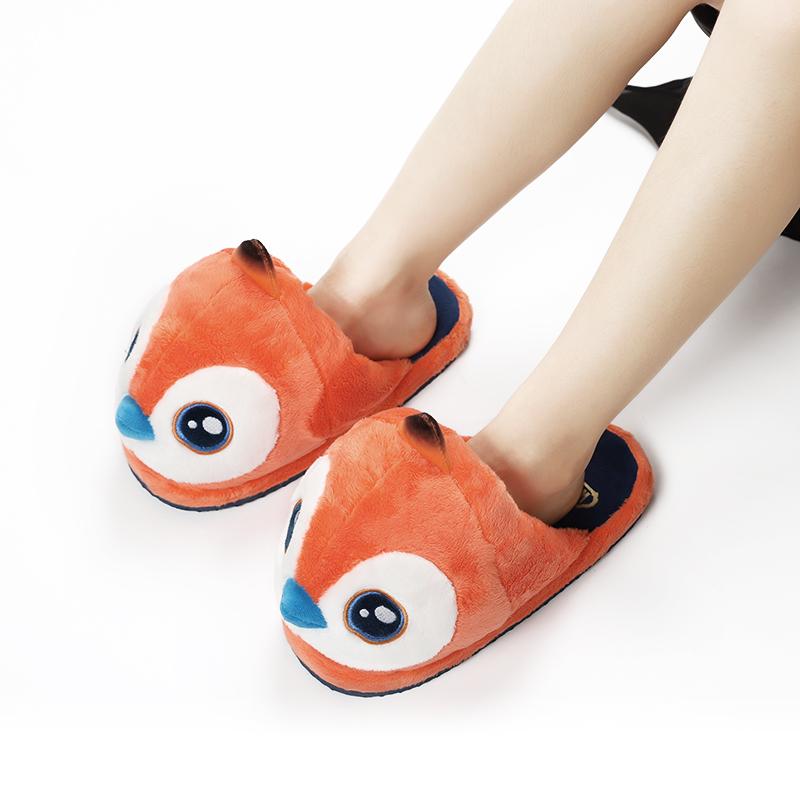 佩佩毛绒拖鞋 魔兽世界