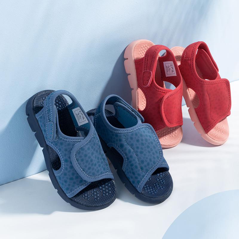 网易严选 儿童轻便沙滩凉鞋