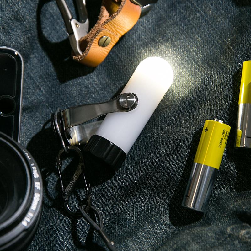 网易严选 360度磁吸防水便携口袋灯