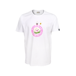 洋葱小鱿T恤 白色 守望先锋