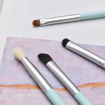 网易严选 creamy blue系列 眼部化妆套刷