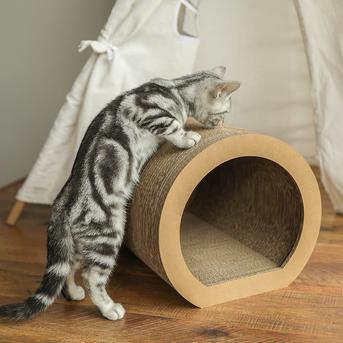 网易严选 隧道型猫抓板