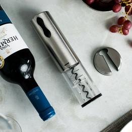 网易严选 不锈钢电动红酒开瓶器-非干电池款