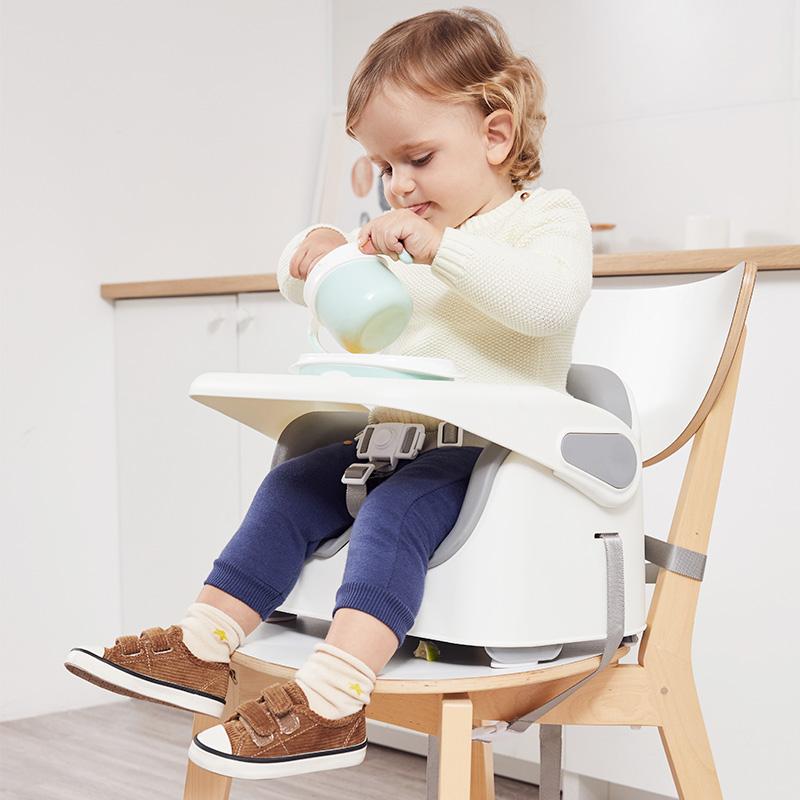 网易严选 儿童多功能便携餐椅宝宝吃饭座椅婴儿餐桌椅子 6-36个月