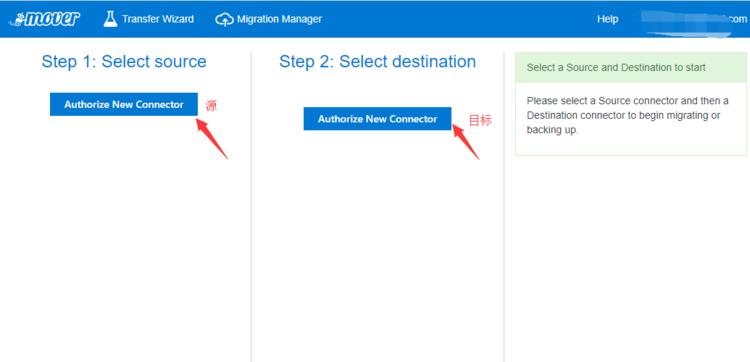 MOVER.IO文件迁移服务,支持OneDrive/GoogleDrive/Dropbox等-弄事堂-NSTUN