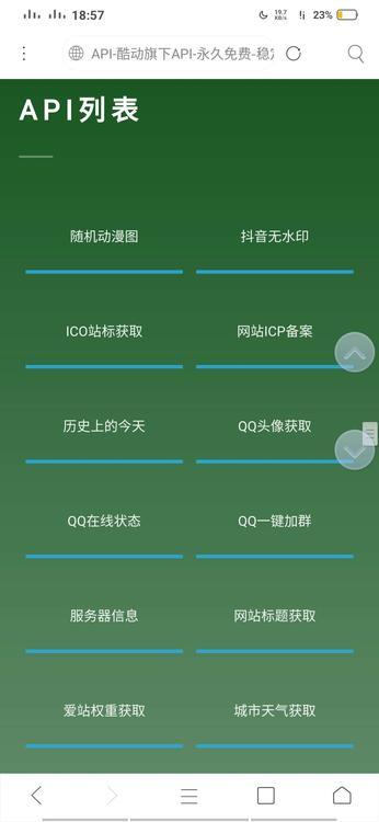 API接口网站源码.带后台,带源码自带十几个 API功能程序