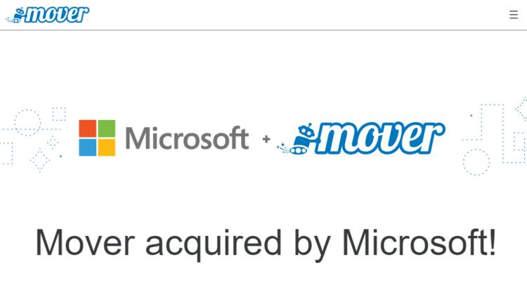 MOVER.IO文件迁移复制服务,支持OneDrive/Google Drive/Dropbox等