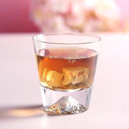 【8月5日0点低价开抢】网易严选 日本制造 富士山艺术玻璃杯